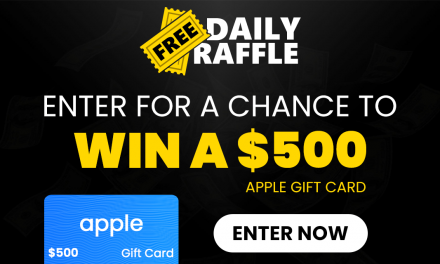 You Could Sample Apple Products Thanks to a Gift Card