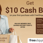 Join FreeShipping.com for a Rewarding Way to Shop Online