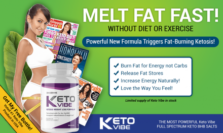 A Sample Bottle of Keto Vibe Can Kickstart Your Weight Loss Journey