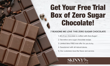 Grab Your SkinnyMe Chocolate Free Trial Box Today